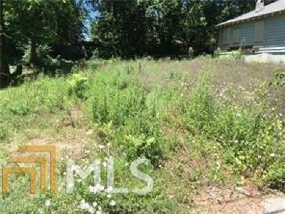 Atlanta Residential Lots & Land New: 875 Beryl St