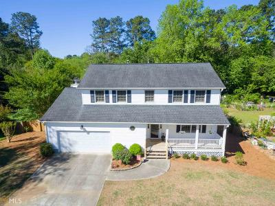 Snellville Single Family Home Under Contract: 2935 Flintrock Way
