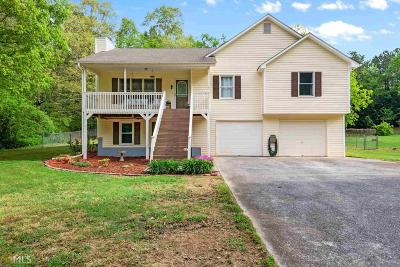 Cartersville Single Family Home New: 1114 Mission Road