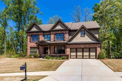 Hoschton Single Family Home For Sale: 1353 Ashbury Park Way