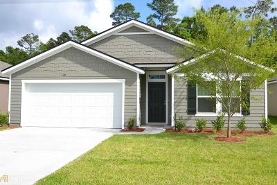 Camden County Rental New: 126 Brooklet Cir