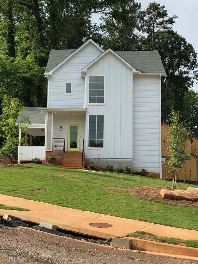 Atlanta Single Family Home New: 1959 River Birch Ln