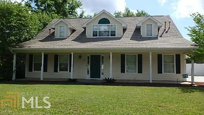 Camden County Single Family Home New: 109 Fairway Dr