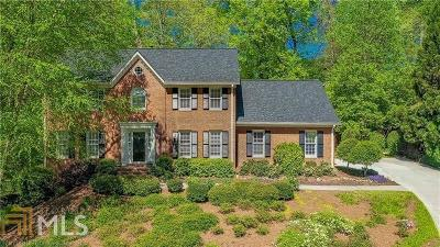 Marietta Single Family Home New: 1853 Jacksons Creek Blf