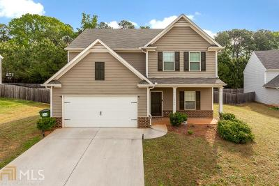 Conyers Single Family Home New: 3729 Pamela Drive SE