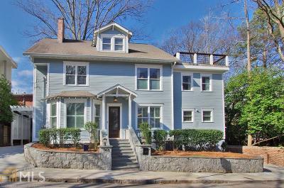 Midtown Single Family Home New: 968 Argonne Avenue NE