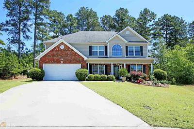 Hoschton Single Family Home New: 4275 Mulberry Ridge