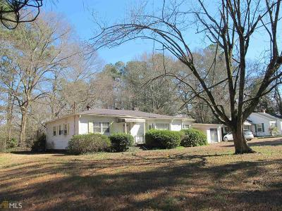 Stockbridge Single Family Home Under Contract: 139 E Atlanta Rd