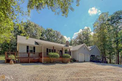 Habersham County Single Family Home New: 3988 Highway 115