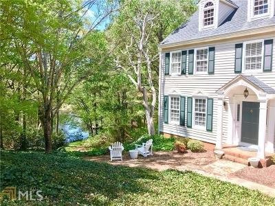 Marietta Single Family Home For Sale: 5041 Lake Ter