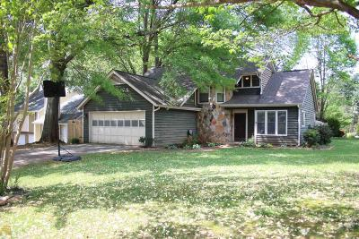 Marietta Single Family Home New: 15 Briar Gate Ct