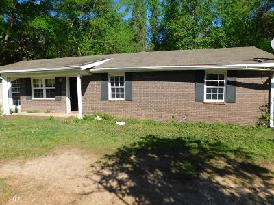 Carroll County Single Family Home New: 3394 NE Carrollton-Villa Rica Hwy