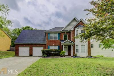 College Park Single Family Home New: 345 Magnolia Walk Ln