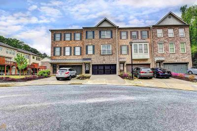 Tucker Condo/Townhouse New: 3608 Wind River Ct