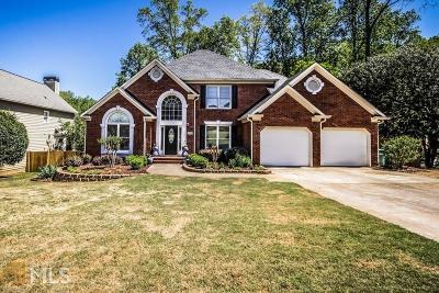 Acworth Single Family Home New: 5194 NW Camden Lake Parkway NW