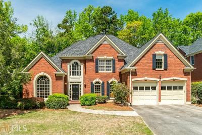 Johns Creek Single Family Home Under Contract: 10420 Groomsbridge Rd