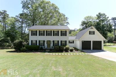 Marietta Single Family Home New: 1664 Lancaster Drive