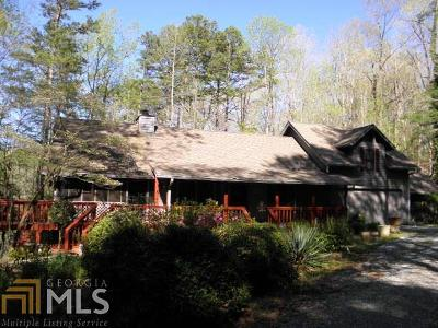 Cleveland Single Family Home For Sale: 167 Selu Creek Rd