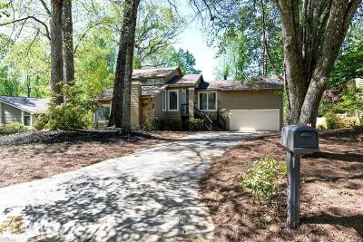 Marietta Rental New: 1016 Muirfield Drive