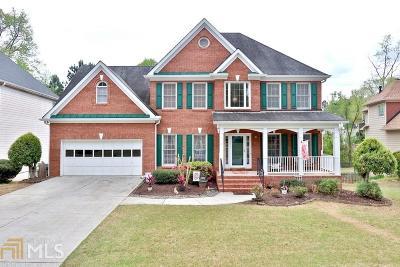 Suwanee Single Family Home New: 1554 Oglethorpe Dr