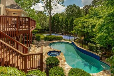 Roswell, Sandy Springs Single Family Home For Sale: 110 Dunwoody Creek Ct