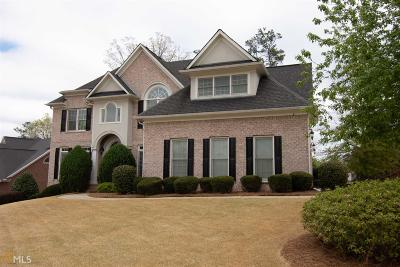 Cobb County Single Family Home New: 869 Woodleaf Park Dr