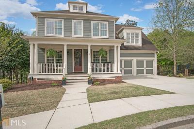 Canton Single Family Home New: 132 Laurel Street