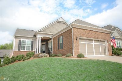 Hoschton Single Family Home For Sale: 6562 Grove Park Dr