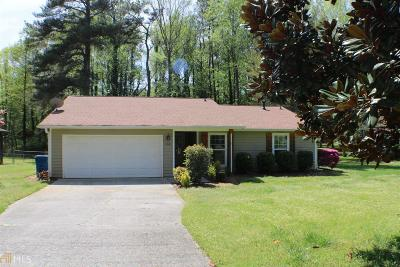 Norcross Single Family Home Under Contract: 616 Deerfield Ln #23