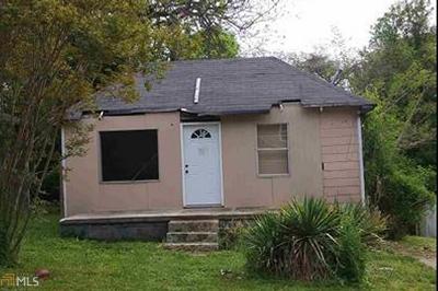 Atlanta Single Family Home New: 354 Betsy Avenue SW