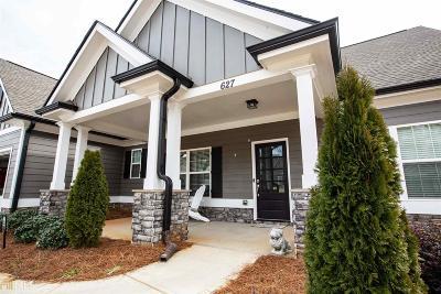 Monroe Single Family Home New: 627 Breedlove Court