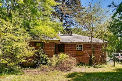 Clayton County Single Family Home New: 4569 Mitchell