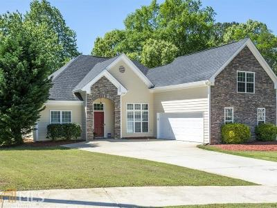 Mableton Single Family Home New: 280 Heathridge Lane SE