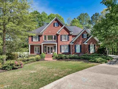 Suwanee Single Family Home New: 6420 Greenview Ct
