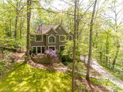 Acworth Single Family Home New: 130 Mill Creek Ct