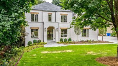 Fulton County Single Family Home New: 515 Danube Rd
