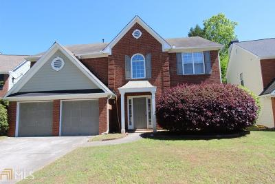Roswell Single Family Home New: 11065 Crabapple Lake Dr