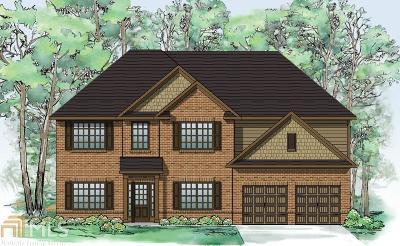 Fulton County Single Family Home New: 6247 Baltusrol Trce