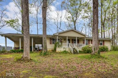 Lawrenceville Single Family Home Under Contract: 2733 Hutchins Rd