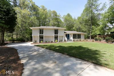 Marietta Single Family Home New: 3630 High Green Dr