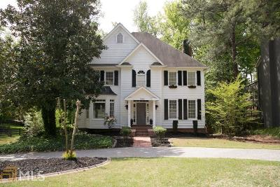 Marietta Single Family Home New: 1084 Polo Club Drive NW