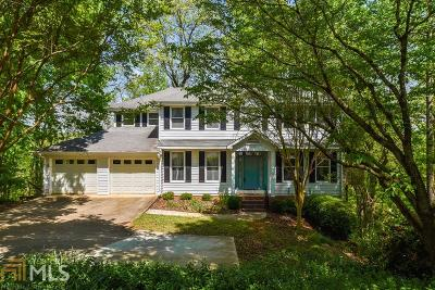 Athens Single Family Home Under Contract: 855 Riverbend Pkwy