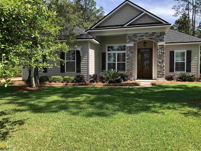 Camden County Single Family Home New: 304 Nutgall Drive