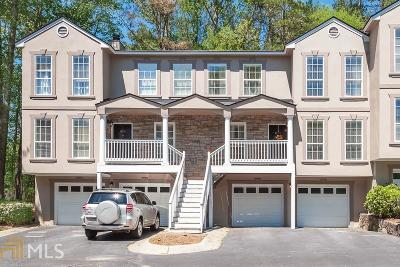 Atlanta Condo/Townhouse New: 1602 Masons Creek Circle