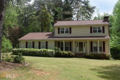 Cumming Single Family Home New: 103 Pine Lake Cir