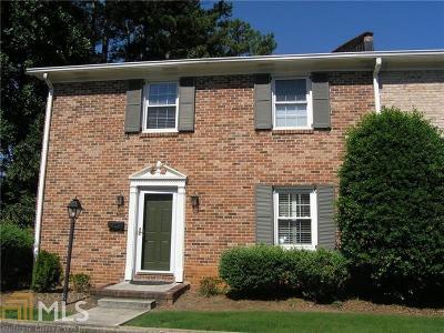 Brookhaven Condo/Townhouse New: 1658 Executive Park Ln