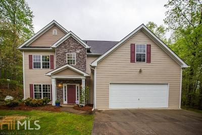 Flowery Branch Single Family Home Under Contract: 4659 Fox Forrest Dr