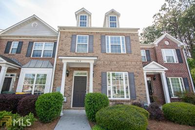 Kennesaw GA Condo/Townhouse New: $183,000