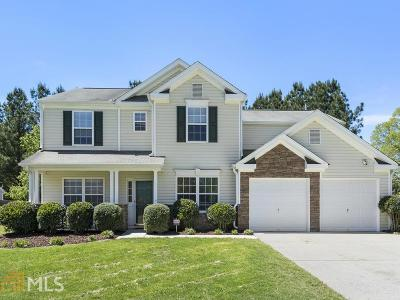 Acworth Single Family Home Under Contract: 3287 Deer Valley Dr
