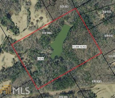 Habersham County Farm For Sale: Paradise Park Spur #TR 1 45.